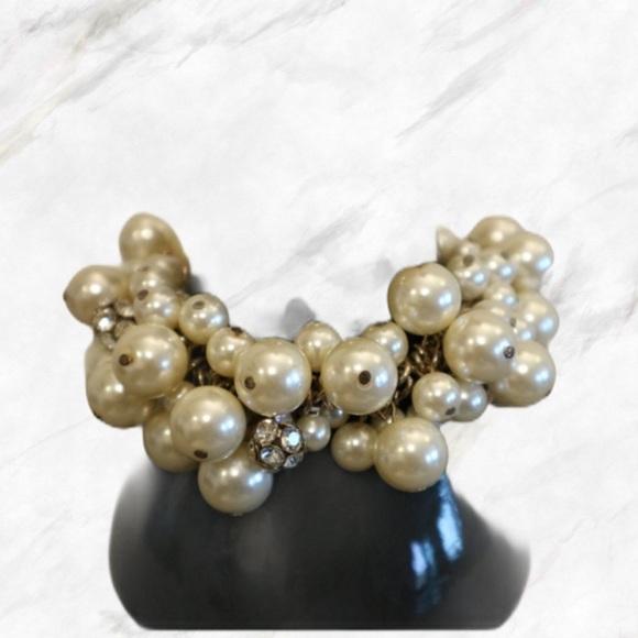 4/$30 🌷 Aldo | Chunky Faux-Pearl Bracelet